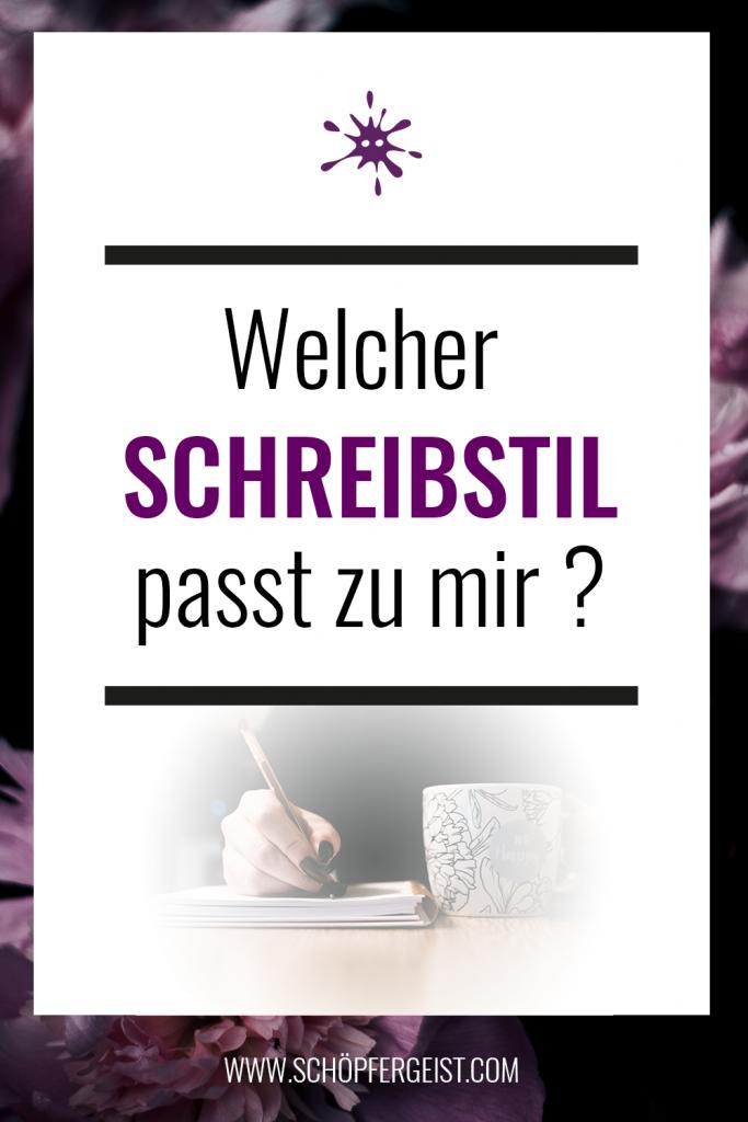Dein Schreibstil prägt entscheidend dein Branding. Kommuniziere erfolgreich mit individuellen Texten!